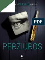 """Parodos """"Peržiūros"""" katalogas, 2018"""
