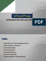 InFlow XPress presentatie