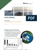 Artic Sea - Aker Turret Concept