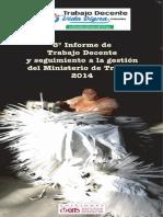 Informe de trabajo decente 2014
