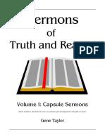 01 Sermons