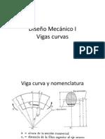 Diseno Mecanico I Vigas Curvas