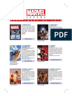 Panini Sep 2018 Marvel