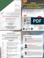 Invitation Card Seminar Makati 2018