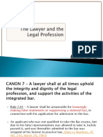 Chapter 2 - The Lawyer and the Legal Profession.pptx