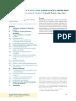 TRUBEKdavid e ESSERjohn - Empirismo Critico e Estudos Juridicos Norte-Americanos