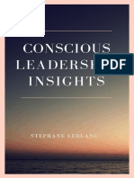 eBook - ICF - Conscious Leadership Insights