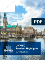 UNWTO Tourism Highlights 2018 Edition