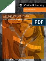 A Chosen Career in Mining