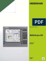 ManualPLUS 620 Heidenhain