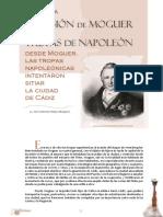 La invasión de Moguer por las tropas de Napoleón