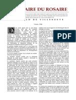 Arnauld de Villeneuve - Sommaire du Rosaire.pdf