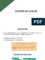 Presentación 4. Clasificación de Suelos