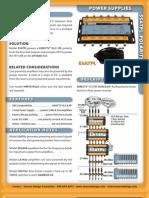 Sonora Design 5SATPL Power Inserter Polarity Locker