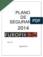 Plano de Seguran Furofix -Csn 2014