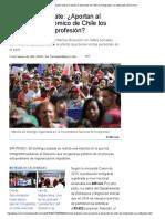 111Expertos Debaten Sobre El Aporte Al Desarrollo de Chile de Inmigrantes No Calificados 1