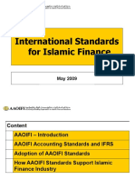 AAOIFI - International Islamic Finance Standards
