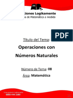 08 Operaciones con Números Naturales (Logikamente).pdf