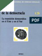 La hora de la democracia