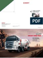 C8 Truck Mixer 20161102