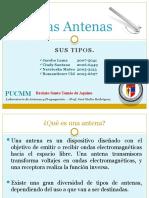 Tipos de Antenas[Grupo#1]