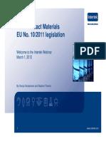 Webinar Slides - EU Food Contact Regulation - March 1 2012.pdf