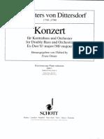 Bottesini - Concertino in Si Minore(Concerto No 2) Per Contrabbasso e Archi_violino I
