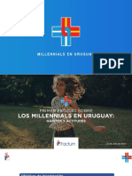 Los millennials en Uruguay