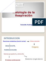 Fisiologia Respiratoria (Clase)