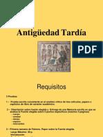 Antigüedad Tardía