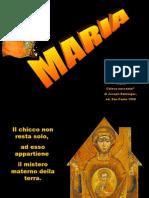 Maria secondo Ratzinger