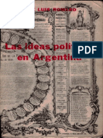 Las Ideas Políticas en Argentina
