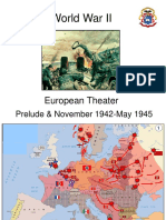 2a Guerra [Avanço e Derrota Dos Nazis]