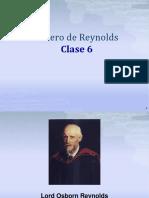 Numero de Reynolds - Clase 6