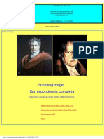 Schelling y Hegel - Correspondencia Completa.pdf