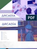 Apresentação do Arcadia GP