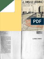 362615628 El Paisaje Urbano Tratado de Estetica Urbanistica Gordon Cullen ArquiLibros AL PDF
