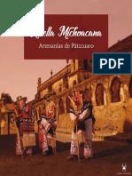 Huella Michoacana, Artesanías de Pátzcuaro