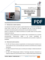 UNIDAD-1-Introduccion a Las Maquinas a Control Numerico