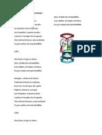 Himno de Amatitlán Guatemala