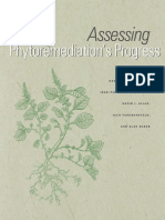 Assessing Phytoremediation's Progress