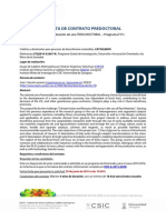 2015 06 15 Oferta de Contrato Predoctoral Referencia Ctq2014 52367 r