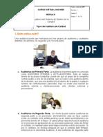 Tema 5.Tipos de Auditoria.