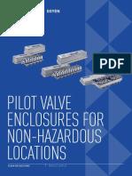 Pentair  Pilot Enclosures for Non-hazardous Location
