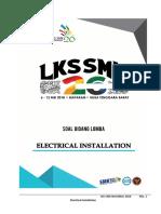 Deskripsi Teknis Electrical Installation
