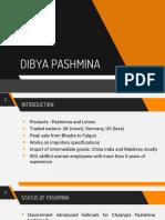 Dibya Pashmina
