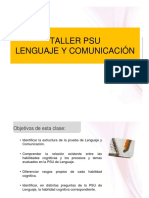 Habilidades PSU