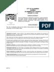 Alhambra City Council agenda - August 27, 2018