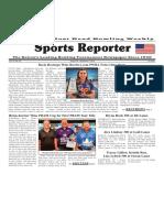 August 29 - September 4, 2018  Sports Reporter