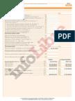 Los Documentos Fiscales del Santander